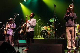 imagen - The Skatalites Band - Montevideo - La Trastienda Club Montevideo Fotos: Joaquín Souza