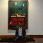 Yoga Mat un objeto para performance de Ernesto Rizzo
