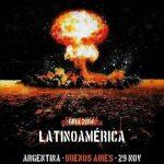 2 de diciembre 2014- Extremoduro regresa  a Uruguay