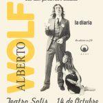 ALBERTO WOLF  & LOS TERAPEUTAS – 30 Años  después.
