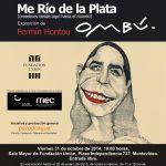 OMBÚ: Me Río de la Plata en Fundación Unión, este viernes 31, 19hs