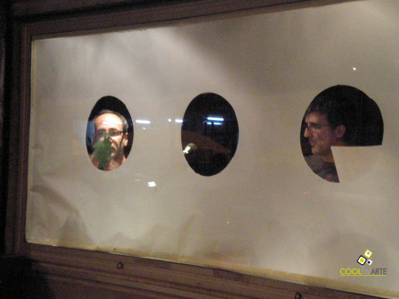 imagen - TRANSITIVA (richieri - burguez - ferreiro) en Ronda de poetas