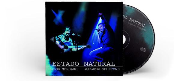 imagen disco - ESTADO NATURAL