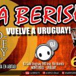 """La Beriso Presenta """"Historias"""" en BJ Sala"""