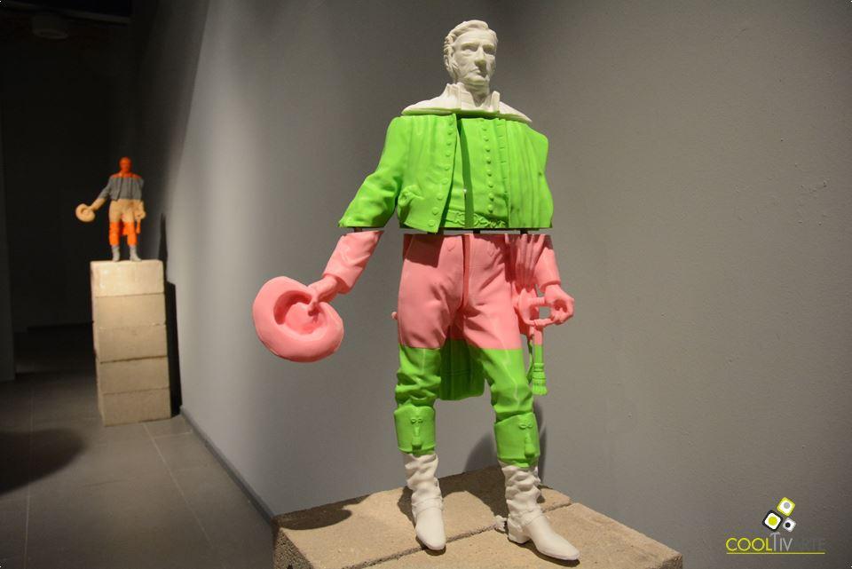 imagen - Espacio de Arte Contemporáneo - Inauguración de su decimosexta Temporada - 06 de Noviembre de 2014 © Federico Meneses