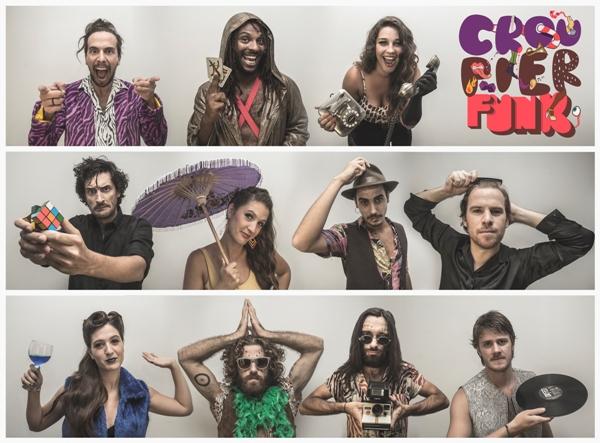 Foto Croupier 2014 - Todos