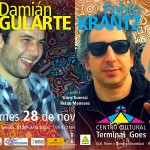 Pablo Krantz y Damián Gularte – Centro Cultural Terminal Goes