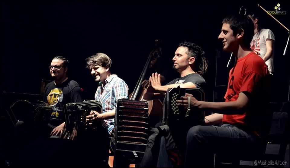 imagen - Orquesta Típica Fernandez Fierro | Trastienda | 21 de Noviembre 2014 Fotografías: Michelle Altier