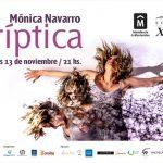 Tríptica, el nuevo espectáculo de Mónica Navarro en El Solis