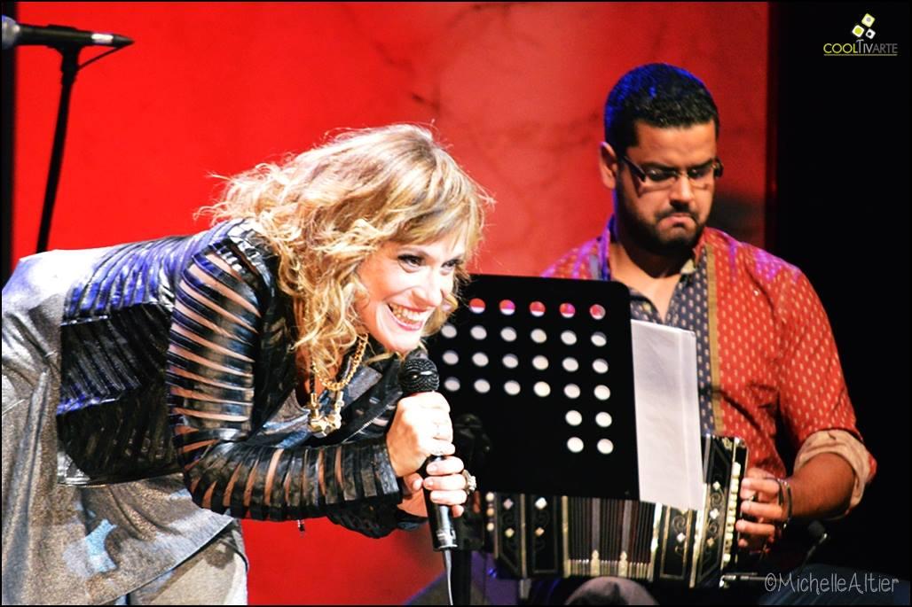 imagen - TRIPTICA | Mónica Navarro | Teatro Solís | 13 Nov Fotografías: Michelle Altier