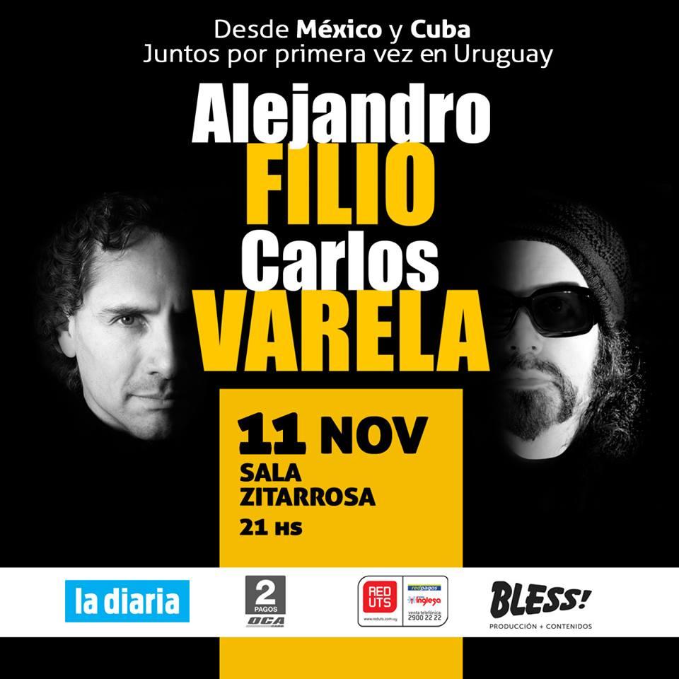 imagen - ALEJANDRO FILIO & CARLOS VARELA