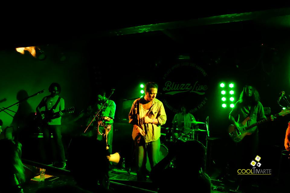 imagen - BUENOS MUCHACHOS en Bluzz Live Diciembre 2014 foto-Alvaro Fernández
