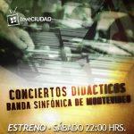 CONCIERTOS DIDACTICOS POR  tevéCIUDAD – BANDA SINFONICA DE MONTEVIDEO