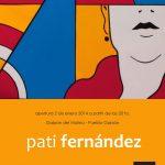 Black Gallery – 2 de enero muestra Pati Fernández