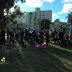 Actividades lúdicas y lectura de cuentos en el Parque Rodó