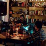 Fernando Cortizo en Lala Cafe / Montevideo