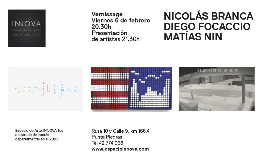 imagen - Vernissage: Viernes, 06 de febrero de 2015, 20:30 horas | INNOVA Espacio de Arte