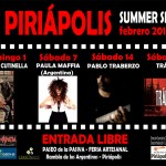 PIRIÁPOLIS SUMMER SHOWS