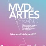 MVD DE LAS ARTES / VERANO EN SALA VERDI CON ENTRADA LIBRE Y GRATUITA