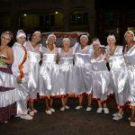 Urusamba en desfile 2015