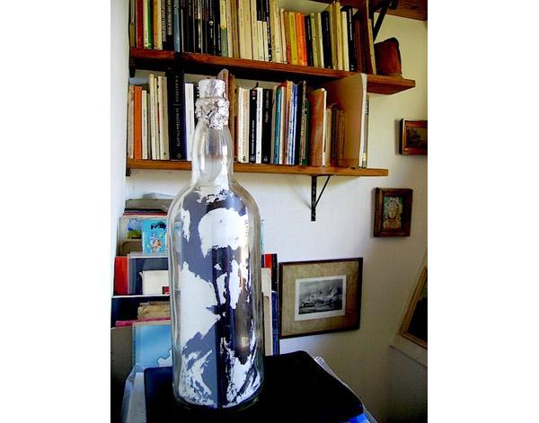 imagen - botella de genta