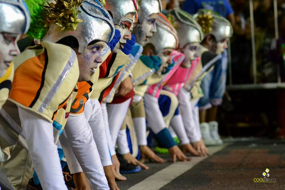 imagen - Desfile Inaugural de Carnaval 2015 Foto: Daniela Hernández