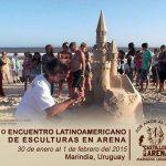 Segundo Encuentro Latinoamericano de Esculturas en Arena