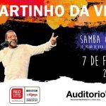 VUELVE MARTINHO DA VILA A MONTEVIDEO