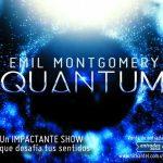 """Emil Montgomery Presenta """"Quantum"""" en el Auditorio Nacional del Sodre"""