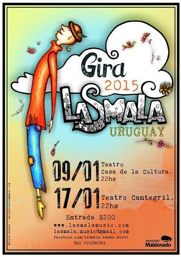 imagen - LASMALA BANDA