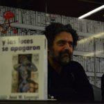 Y LAS LUCES SE APAGARON de José W. Legaspi