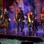 Nazarenos: preparándose para el Teatro de Verano