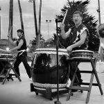 Percusión japonesa en Punta del Este