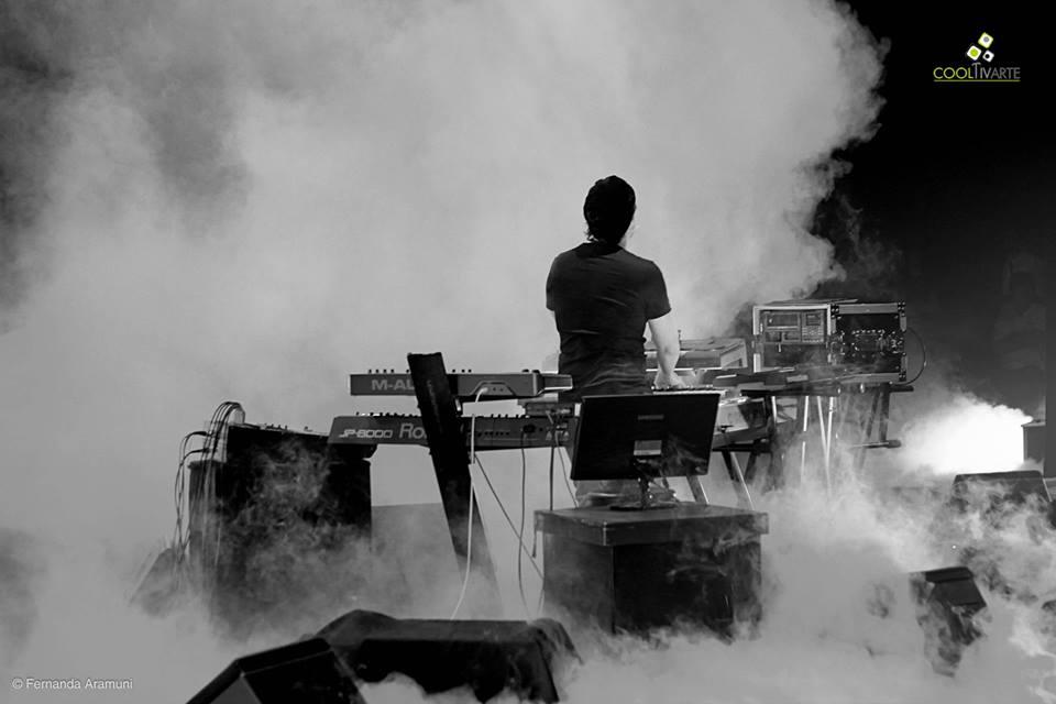 "imagen - ""Quantum"", Emil Montgomery en el Sodre Febrero 2015 Foto: Fernanda Aramuni"