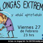 Milongas Extremas presenta «…y andá apretando el pomo»