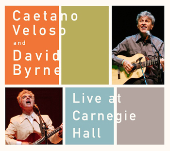 2012 - David Byrne y Caetano Beloso