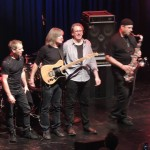 Mike Stern en la Trastienda con Dave Weckl, Tom Kennedy y Bob Franceschini
