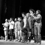 Mushi Mushi Orquesta y Ojos del Cielo llenaron de música El Galpón