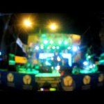 4Cuarenta en el escenario – Fuimos Costa Reggae