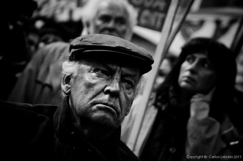 imagen - Eduardo Galeano - Foto © Carlos Lebrato