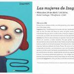 Las mujeres de Izaguirre