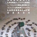 RONDA DE POETAS / jueves 9 / 21 a 24 hs. / laura ALEMÁN – ana STRAUSS – nilson DE SOUZA – juan SASIAÍN