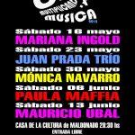 CICLO MULTIPLICANDO MÚSICA – Casa de la Cultura de Maldonado – entrada libre