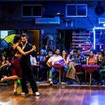 Tango de ensueño en La Vieja Viola
