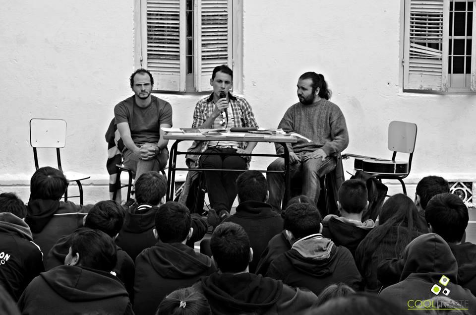 imagen - Orientación Poesía Mayo 2015 Foto: Paola Scagliotti