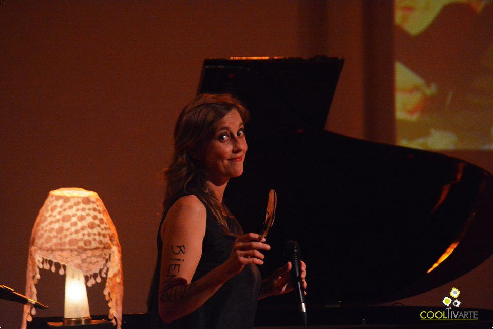 "imagen - ""QUEYI + 3"" en Teatro Solís (Sala Delmira Agustini) 22 de Mayo - Foto © Federico Meneses"
