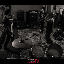 imagen - Rock & Metal Ladies IV de ensayo foto Javier Rivero