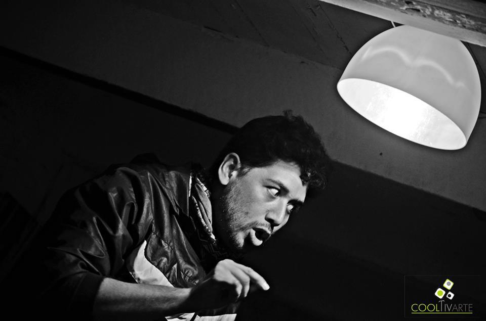 imagen - Tercer slam de poesía Mayo 2015 Foto: Paola Scagliotti
