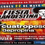 """Porque """"Nada debería estar prohibido"""" – La Fiesta Clandestina cruza el charco"""