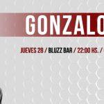 GONZALO BROWN en BLUZZ BAR ::: JUEVES 28 DE MAYO